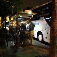 Foto tomada en Le Bus Direct - Etoile por Michel G. el 10/12/2013