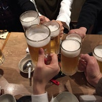Photo taken at 信州炉端 串の蔵 新宿南口店 by id:ken_wood キ. on 12/19/2015