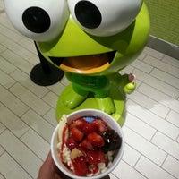 Photo taken at Sweet Frog by Mel P. on 7/3/2013