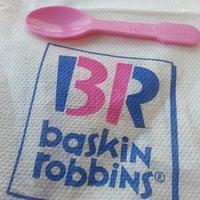 Photo taken at Baskin Robbins by Mel P. on 6/25/2013