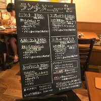 Photo taken at メゾン ブルトンヌ ガレット屋 by bb_syndrome on 8/1/2017