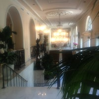 Photo taken at Omni Royal Orleans by Rosaura O. on 6/18/2013