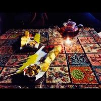 Photo taken at Salar Traditional Restaurant | سفره خانه سنتی سالار by Parya R. on 8/9/2018