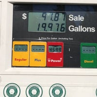 Photo taken at Shell by Ashleigh W. on 10/8/2012