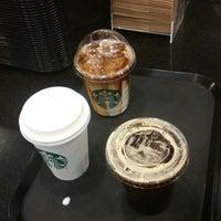 Photo taken at Starbucks by Bling L. on 4/4/2014