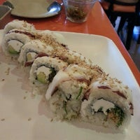 Photo taken at Konsushi by César V. on 2/17/2013