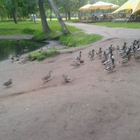 Photo taken at Nordeķu parks by JekaterinaK on 6/17/2013