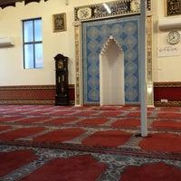 Photo taken at Redfern Mosque by aniq k. on 12/26/2012