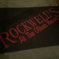 Photo taken at Rockwell's at the Oliver House by Jeff 'Big Daddy' A. on 11/6/2015