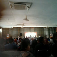 Photo taken at Aula FISIP UNS by Earlynn B. on 10/31/2012