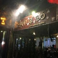 Photo taken at Quán Gì Đó by masanori k. on 1/28/2016