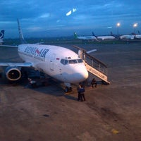 Photo taken at Terminal 1B by Ary A. on 1/11/2013