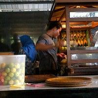 Photo taken at Soto Ayam Lamongan Cak Har by Ervan L. on 10/5/2012