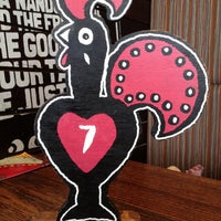 Photo taken at Nando's by Leo W. on 9/29/2012