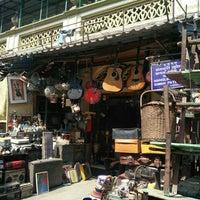 Photo taken at Chor Bazaar (Thieves' Market) by Pooja S. on 2/20/2016