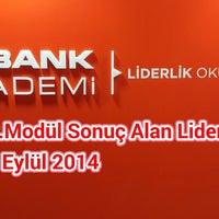 Photo taken at Akbank Akademi by Hakan A. on 9/10/2014