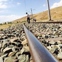 Photo taken at خط آهن صوفیان/Sofian Railway by Hossein G. on 7/31/2015