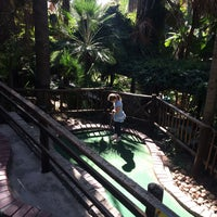 Photo taken at Adventure Golf by Jonathan W. on 5/26/2018