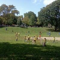 Photo taken at Clark Park by Matt on 9/22/2012
