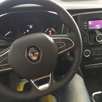 Photo taken at Renault/Kaptanoğlu Otomotiv by M Çağlar Ö. on 2/16/2017