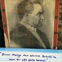 Photo taken at Ayvalık Bit Pazarı by Ceyhun A. on 6/17/2017