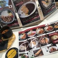 Photo taken at Food Park by Wen J. on 8/13/2018