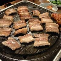 Photo taken at Kim's Korean Restaurant & Bar by Ashley(Youme) J. on 8/9/2013