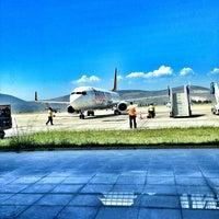 7/23/2013 tarihinde Gökçe B.ziyaretçi tarafından Milas Bodrum Havalimanı (BJV)'de çekilen fotoğraf