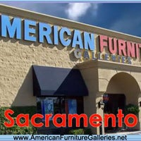 Photo taken at American Furniture Galleries by American Furniture Galleries on 7/30/2015