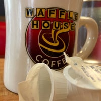 Photo taken at Waffle House by Jim F. on 11/15/2015