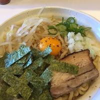 Photo taken at ぶっと麺 しゃにむに by 髙木 た. on 1/13/2018