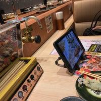 Photo taken at 廻転寿司 にぎりの徳兵衛 イオンモール京都桂川店 by 冷た~いホット on 11/10/2016