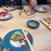 Photo taken at 廻転寿司 にぎりの徳兵衛 イオンモール京都桂川店 by 冷た~いホット on 5/13/2017