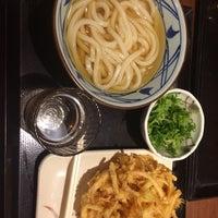 Photo taken at Marugame Seimen by あめえば on 2/19/2016