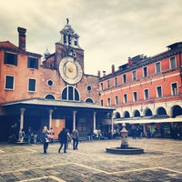 Photo taken at Mercato di Rialto by Matteo P. on 4/20/2013