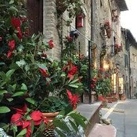 Photo prise au Assisi par Leila le12/11/2017