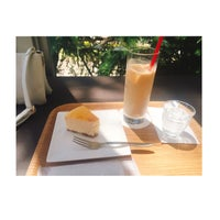 Photo taken at Patisserie Ofuku by Nao I. on 8/15/2016