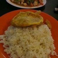 Photo taken at CeRia PoolSide Cafe by Zamzuri on 11/23/2012