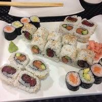 Photo taken at Restaurante Japonés Zakuro by Alex R. on 12/29/2014