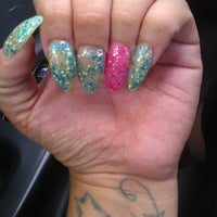 Photo taken at L' Amour Nails by Babie 2. on 7/27/2013