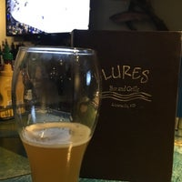 Photo taken at Lures Bar And Grille by Dan G. on 11/5/2017