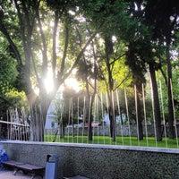 Снимок сделан в Площадь Фонтанов пользователем Parviz P. 5/7/2013