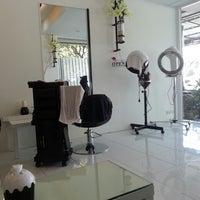Photo taken at Hyper Hair & Beauty Salon by Zabra A. on 12/5/2013