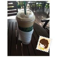 Photo taken at Café Amazon by Tarika J. on 9/5/2014