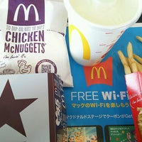 Photo taken at McDonald's by チョロ on 10/19/2016