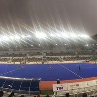 Photo taken at Stadium Hoki Nasional by Farhan N. on 8/29/2017
