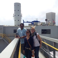 Photo taken at Ocean Star Offshore Drilling Rig & Museum by Hapsari on 4/17/2015