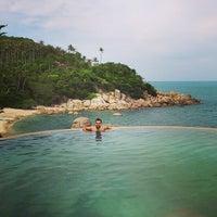 Photo taken at Silavadee Pool Spa Resort by Jordi G. on 9/16/2013