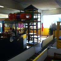 Photo taken at Nilpfi Indoor Spielplatz by Natascha M. on 9/16/2012