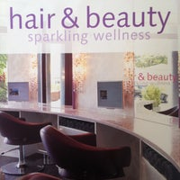 Photo taken at hair&beauty sparkling wellness by Natascha M. on 5/11/2013